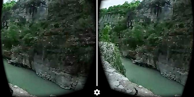 side by side VR