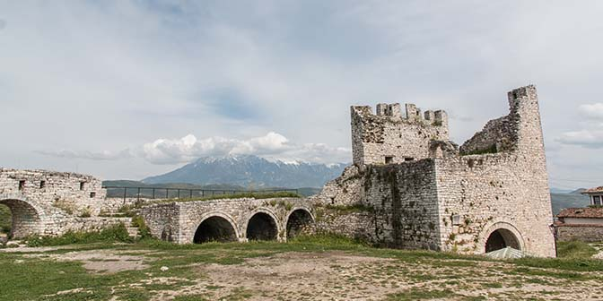 rondreis albanie berat
