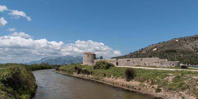 kasteel butrint albanie