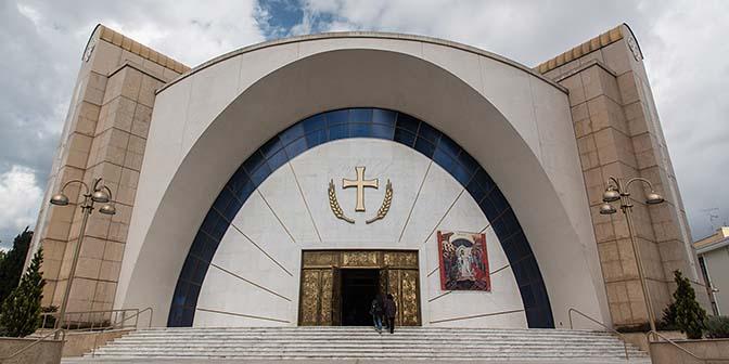 kerk tirana