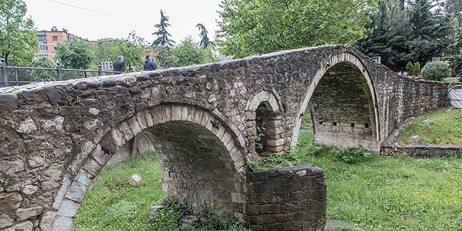 ottomaanse brug tirana