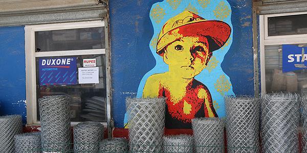 streetart albanie