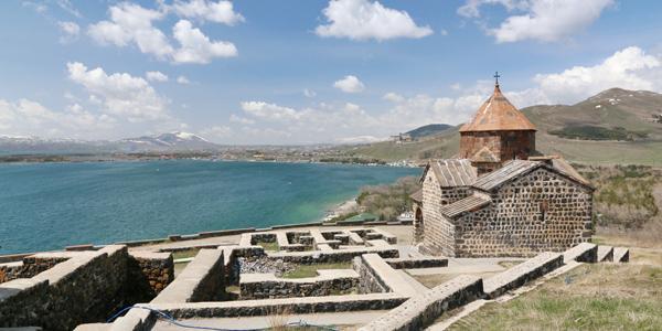 sevanavank klooster