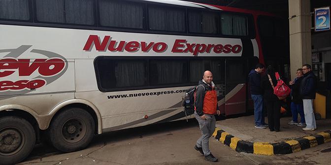 busstation argentinie