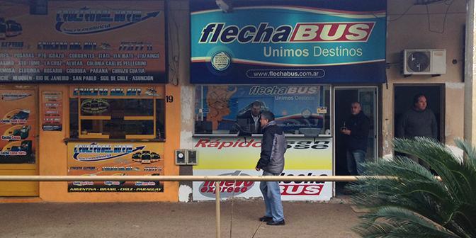 busstation mercedes