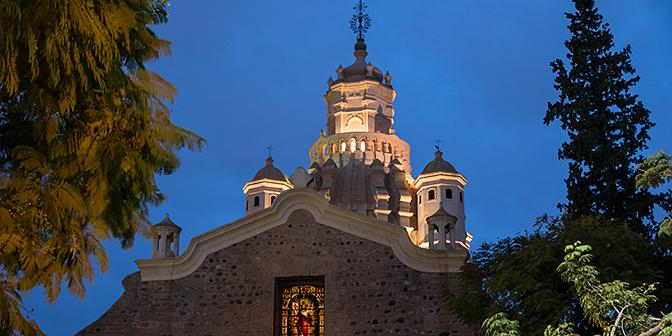kathedraal cordoba argentinie