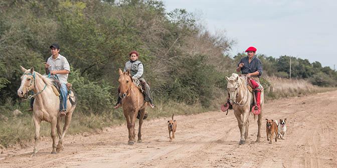 paardrijden argentinie