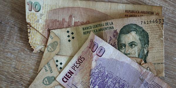 arentinie pesos
