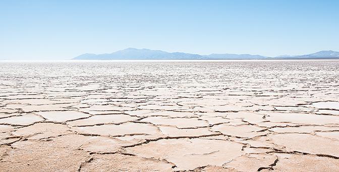 argentinie jujuy zoutvlakte