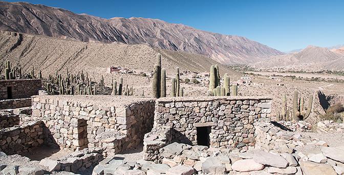 inca ruines tilcara