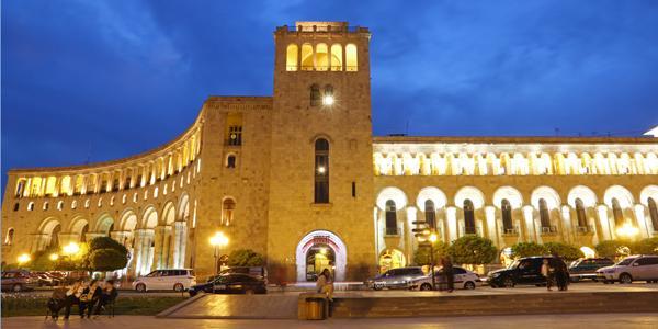 republic square yerevan amenie