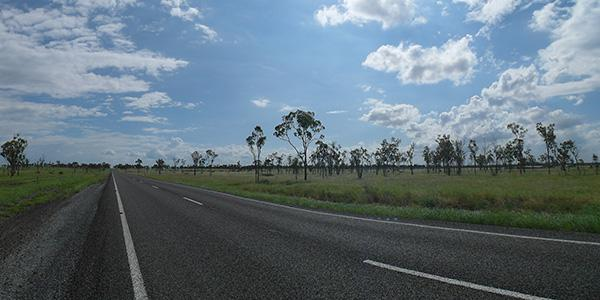 uitgestrekte wegen australie