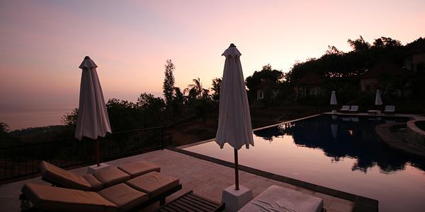 Hamsa resort, Lovina, Bali