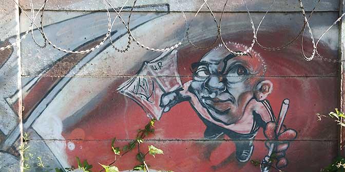 streetart samber