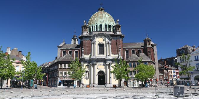 kerk charleroi