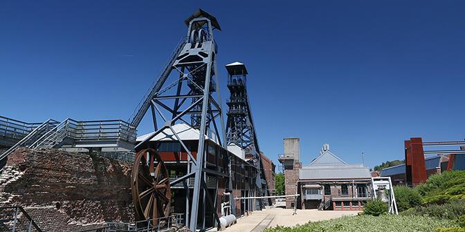 mijnbouw charleroi