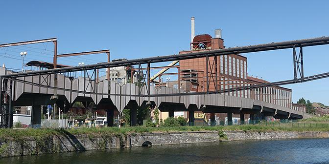 staalindustrie charleroi