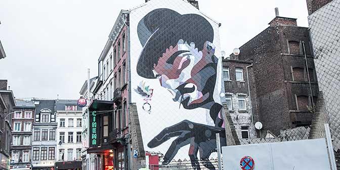 street art belgie