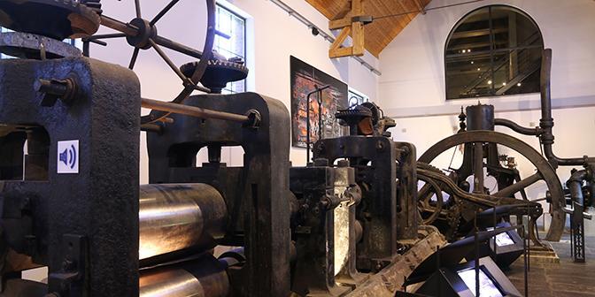 industriemuseum marcinelle wallonie