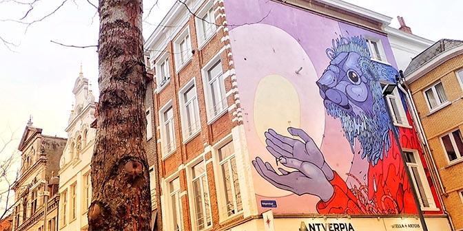 vanhee mechelen muurt belgie