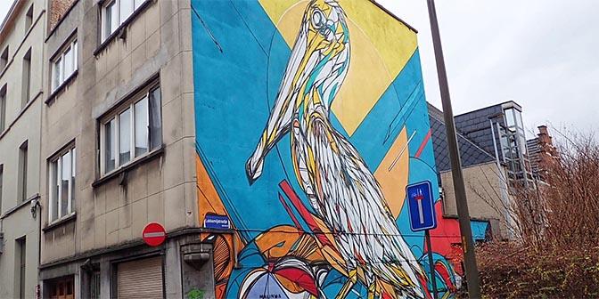 street art mechelen belgie