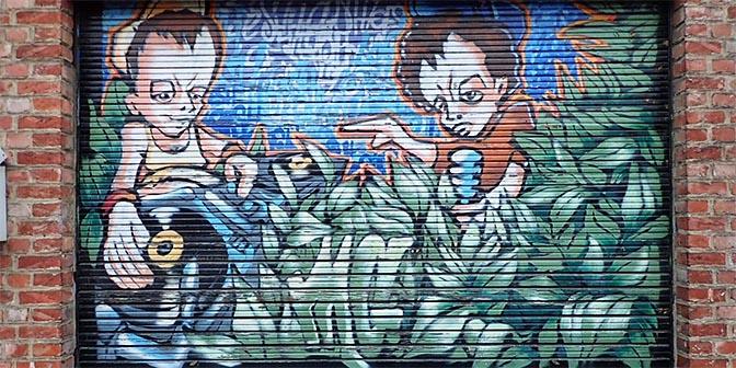 mechelen street art