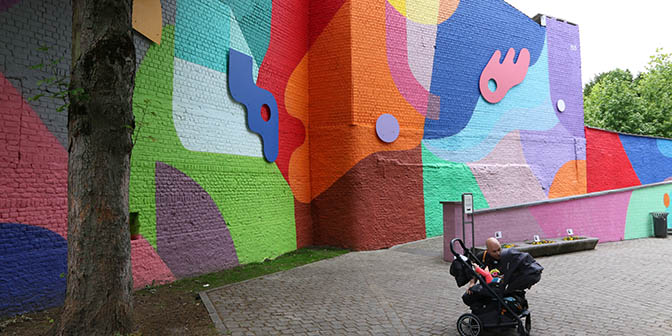 street art oli-b mons