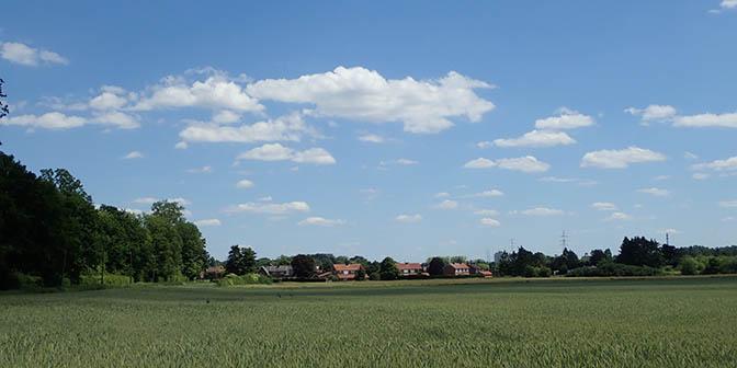 landschap wallonie