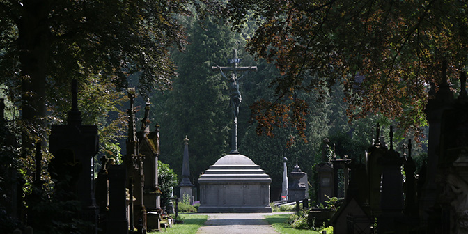 oude begraafplaats belgie