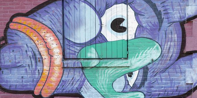 street art doel
