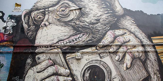 street art hackescher markt