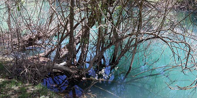 kravica waterval natuur bosnie