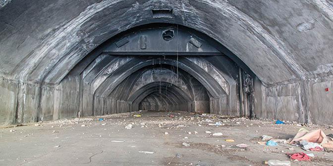 mostar hangaar bosnie