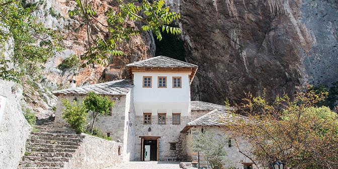 devish house blagaj bosnie