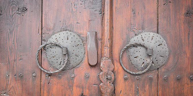 ottomaanse deur mostar