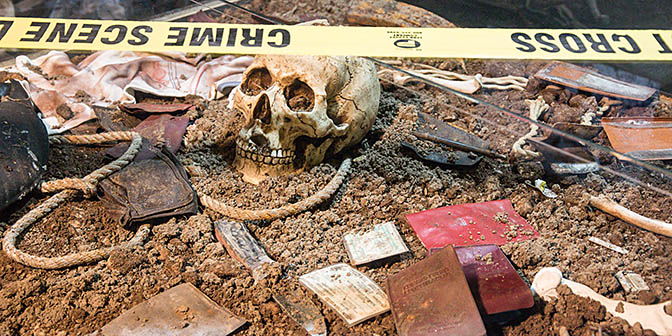 genocide museum mostar