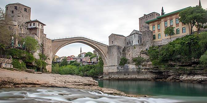 stari most mostar bosnie