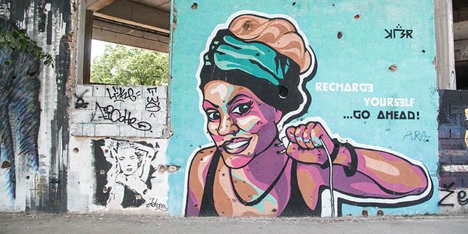 street art mostar wat te doen