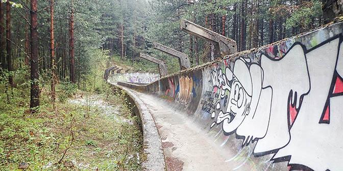 sarajevo bobsleebaan