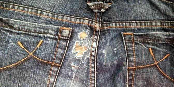 jeans waterstofsulfide