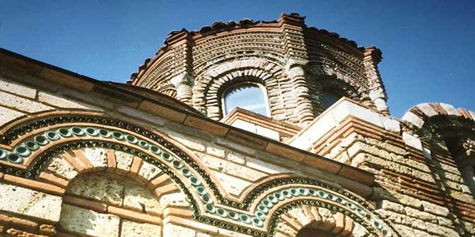 nesebar byzantijnse kerk
