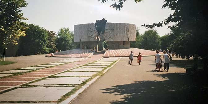burgas war memorial