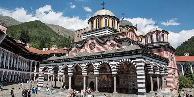 rila klooster dofia