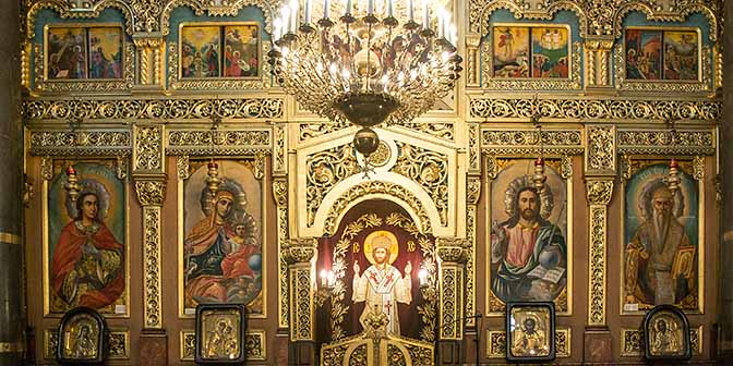 orthodoxe kerken sofia