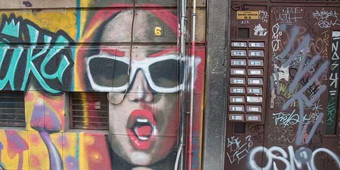 street art bulgarije