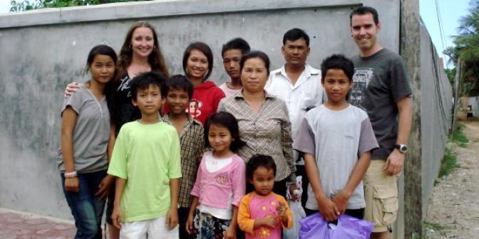 vrijwilligerswerl cambodja