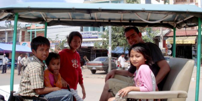 markt cambodja
