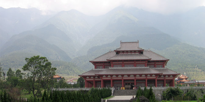 tempel dali
