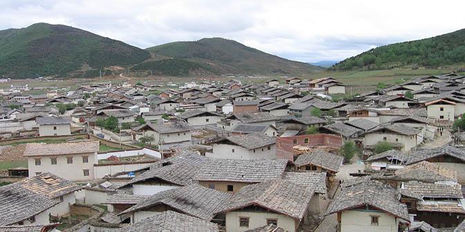 zhongdian old town