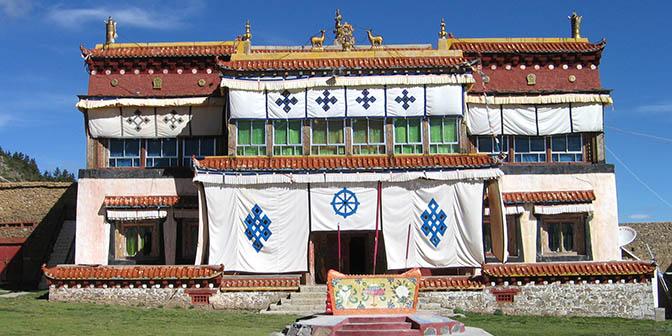 litang klooster china
